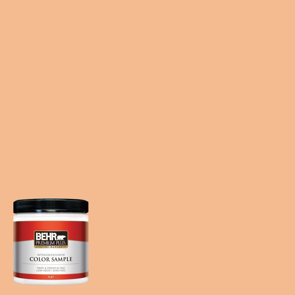 8 oz. #270D-4 Brandy Butter Interior/Exterior Paint Sample