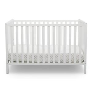 Heartland Classic 4-in-1 Bianca White Convertible Crib