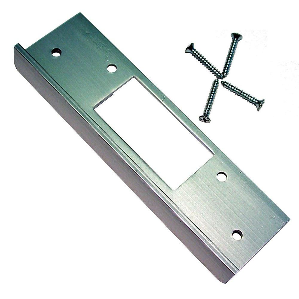 Barton Kramer 6 in. Silver Guard-A Latch Security ...