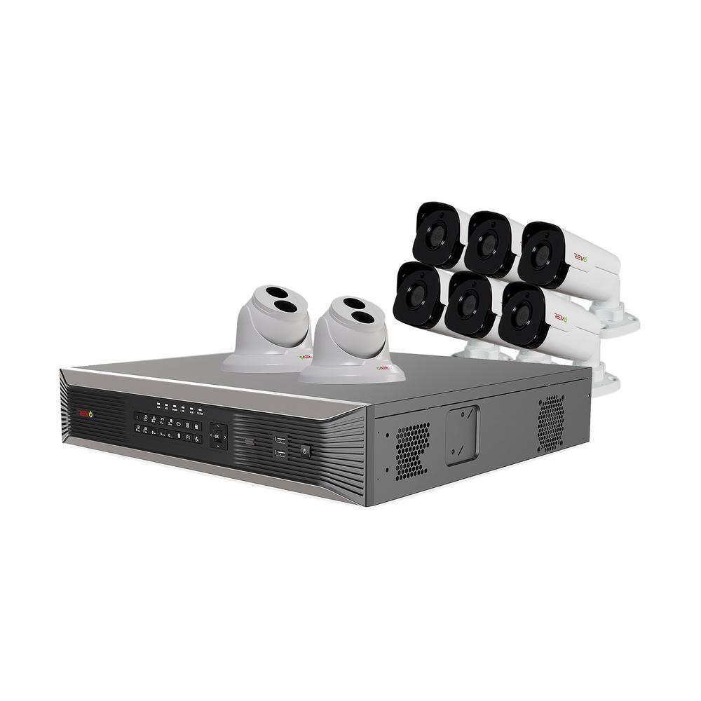Revo Ultra Plus HD 16-Channel 3TB NVR Surveillance System...