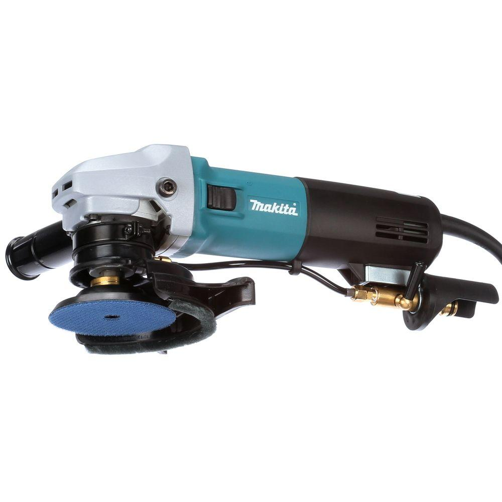 Makita 7.9 Amp 4 in. Electronic Stone Polisher