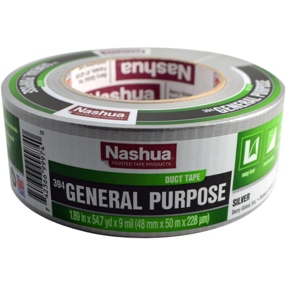 1.89 in. x 55 yd. 394 General Purpose Duct Tape in