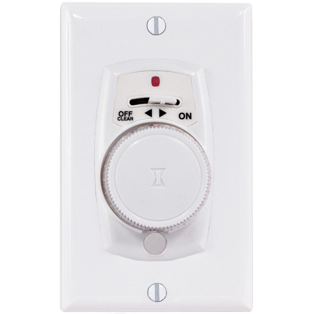 Intermatic 4-Amp Programmable 24-Hour Security In-Wall