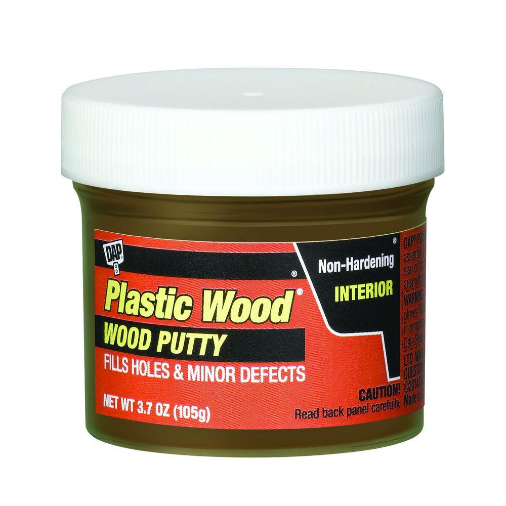 Plastic Wood 3.7 oz. Maple Wood Putty (6-Pack)