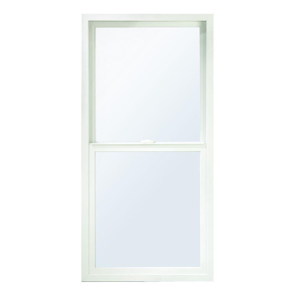Andersen 35 375 In X 51 25 100 Series Single Hung Wood Composite Window
