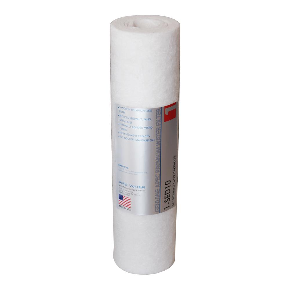 Ultimate 10 in. 5-Micron Sediment Replacement Filter