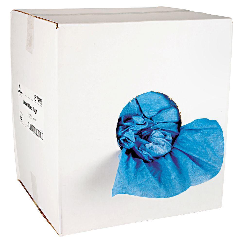 DuraWipe General Purpose Blue Towel (250 Count)