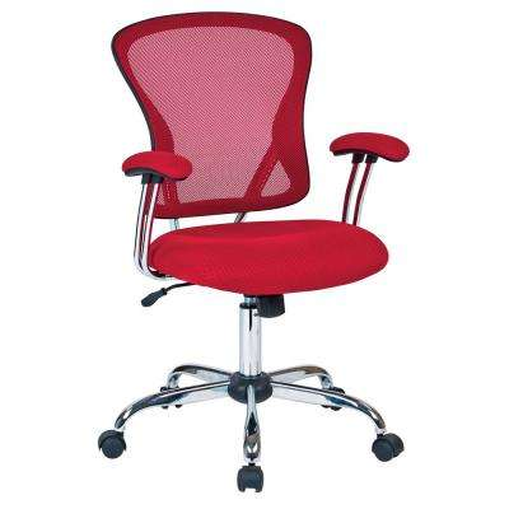 Juliana Red Task Chair