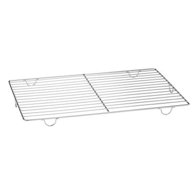 23-5/8 in. x 15-3/4 in. Stainless Steel Cooling Rack with Feet