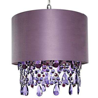 Purple - Pendant Lights - Lighting - The Home Depot