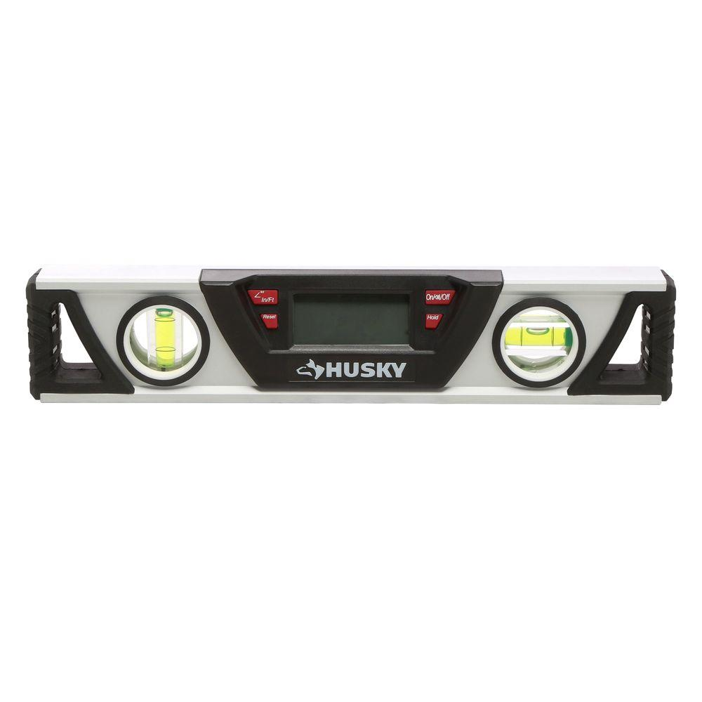 Husky 10 in. Multi-Function Standard Digital Level-THD9403 - The ...