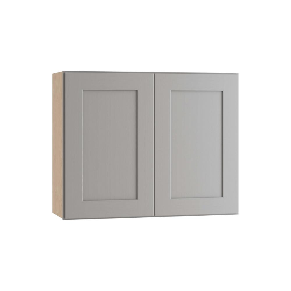 Home Decorators Collection Tremont Embled 36x24x12 In Wall Kitchen Cabinet With 2 Soft Close Doors
