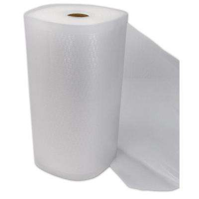 8 in. x 50 ft. Vacuum Sealer Bags Roll