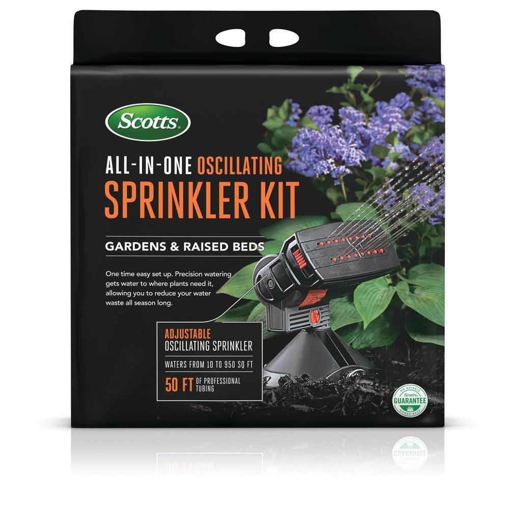 Gro Garden Sprinkler Kit