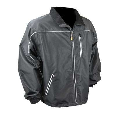 Unisex Lightweight Poly Shell Jacket