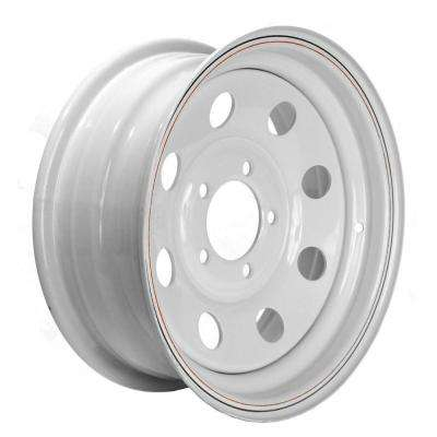 14 x 5.5 5-Hole 14 in. Steel Mod Trailer Wheel/Rim