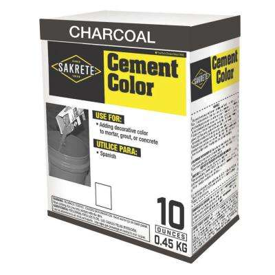 1 lb. Cement Color Charcoal