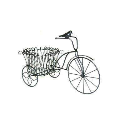 Square Tricycle Plant Stand