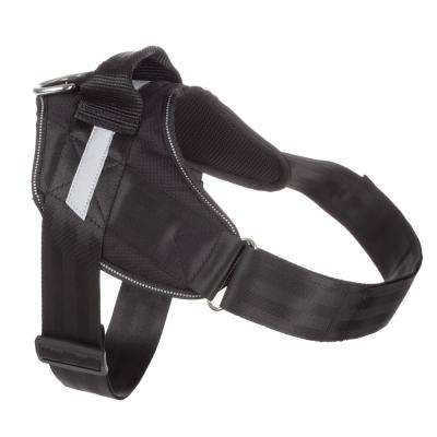 Large Polyester Nylon Adjustable Dog Harness