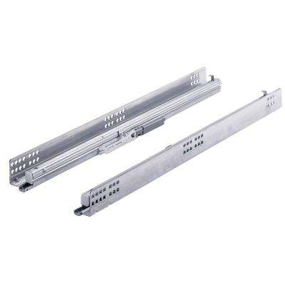 21 in. Full Extension Undermount Soft Close Drawer Slide Set
