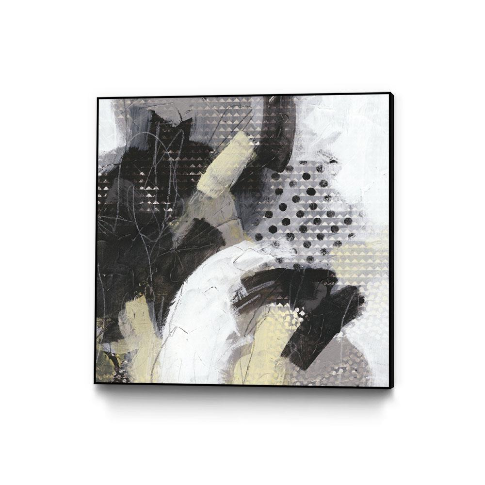 Unbranded 20 In X 20 In Tonal Gesture Iv By June Erica Vess Framed Wall Art Wag147972 2020cf The Home Depot
