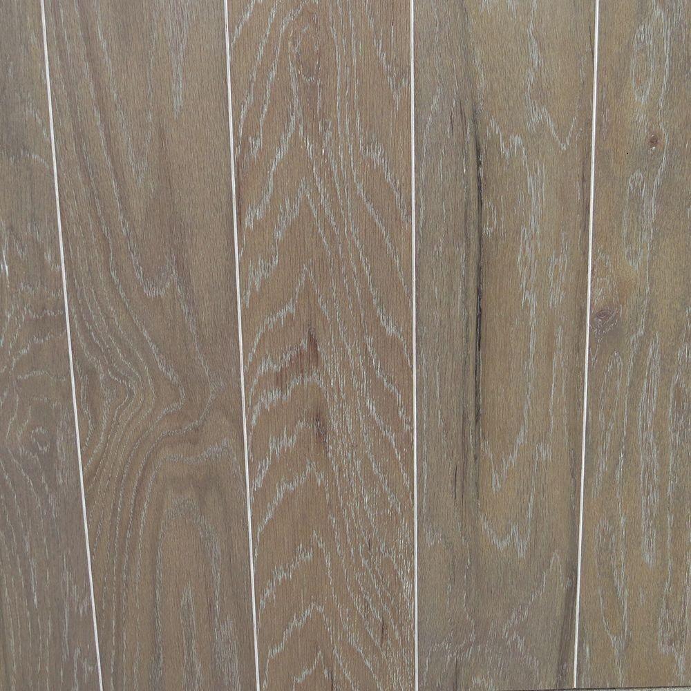 Take Home Sample Oak Driftwood Wire Brushed Engineered