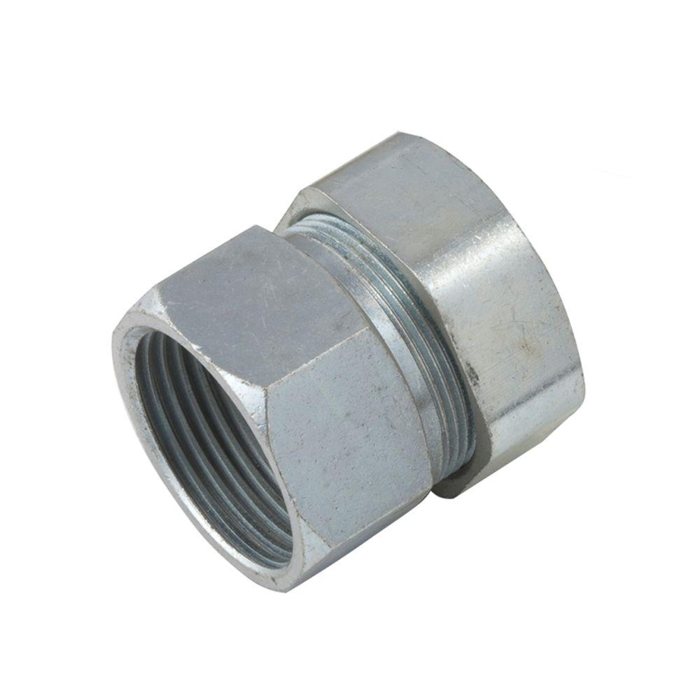 RACO EMT to Rigid 1 in. Threaded Compression Coupling (25...