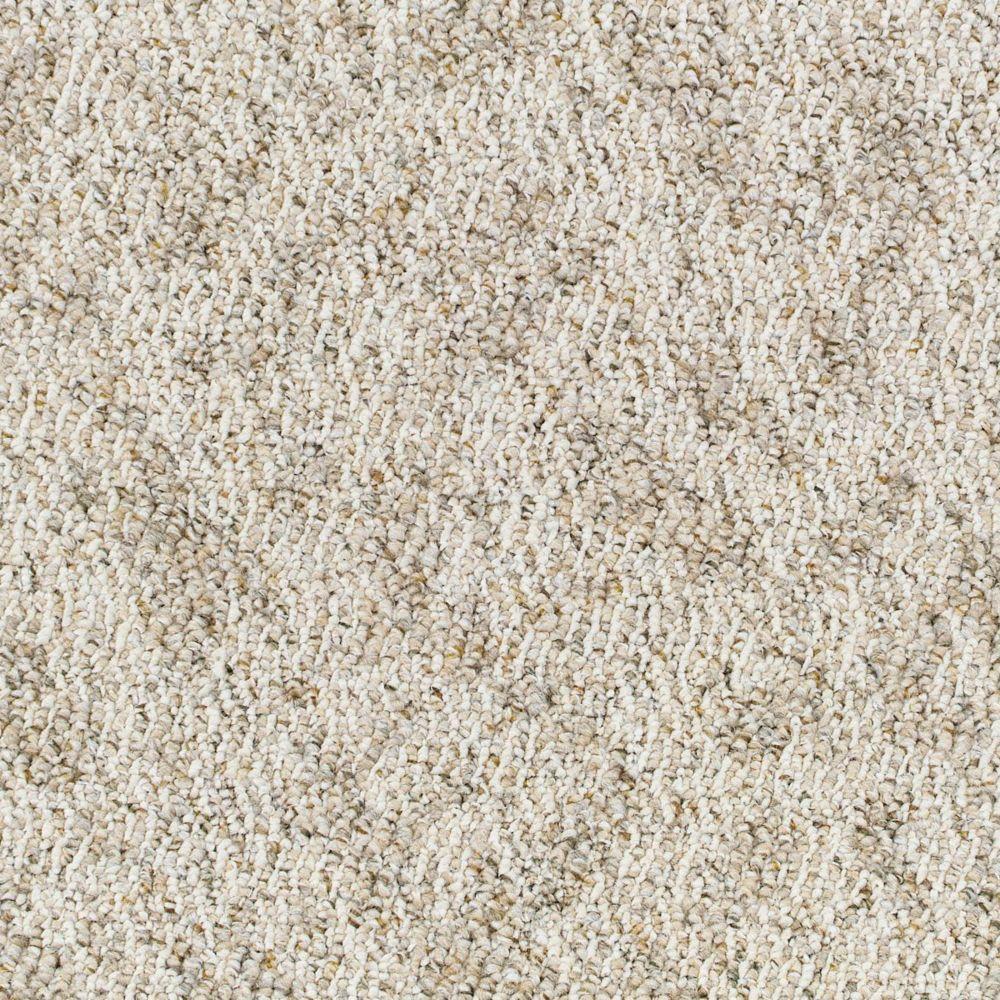 TrafficMASTER Kent Color Oak Buff Berber 12 Ft Carpet