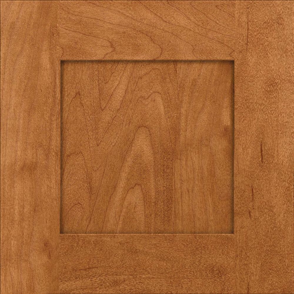 Cabinet Door Sample in Hayward Maple with Praline