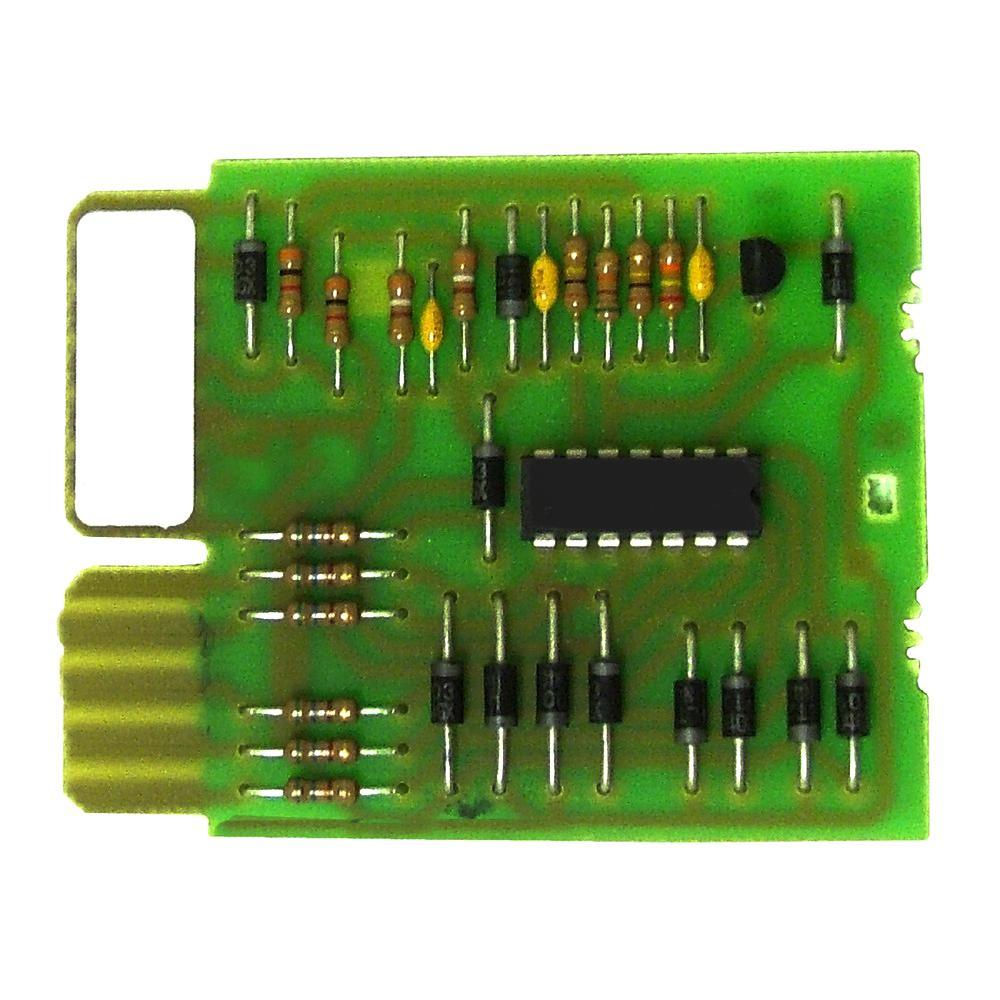 ACDelco HVAC Control Module - Rear