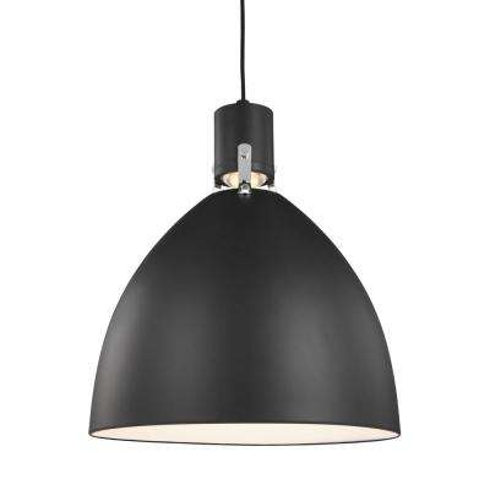 Brynne 14-Watt Matte Black Integrated LED Pendant
