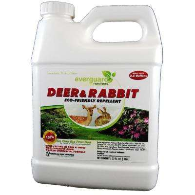 32 oz. Deer and Rabbit Repellent Concentrate
