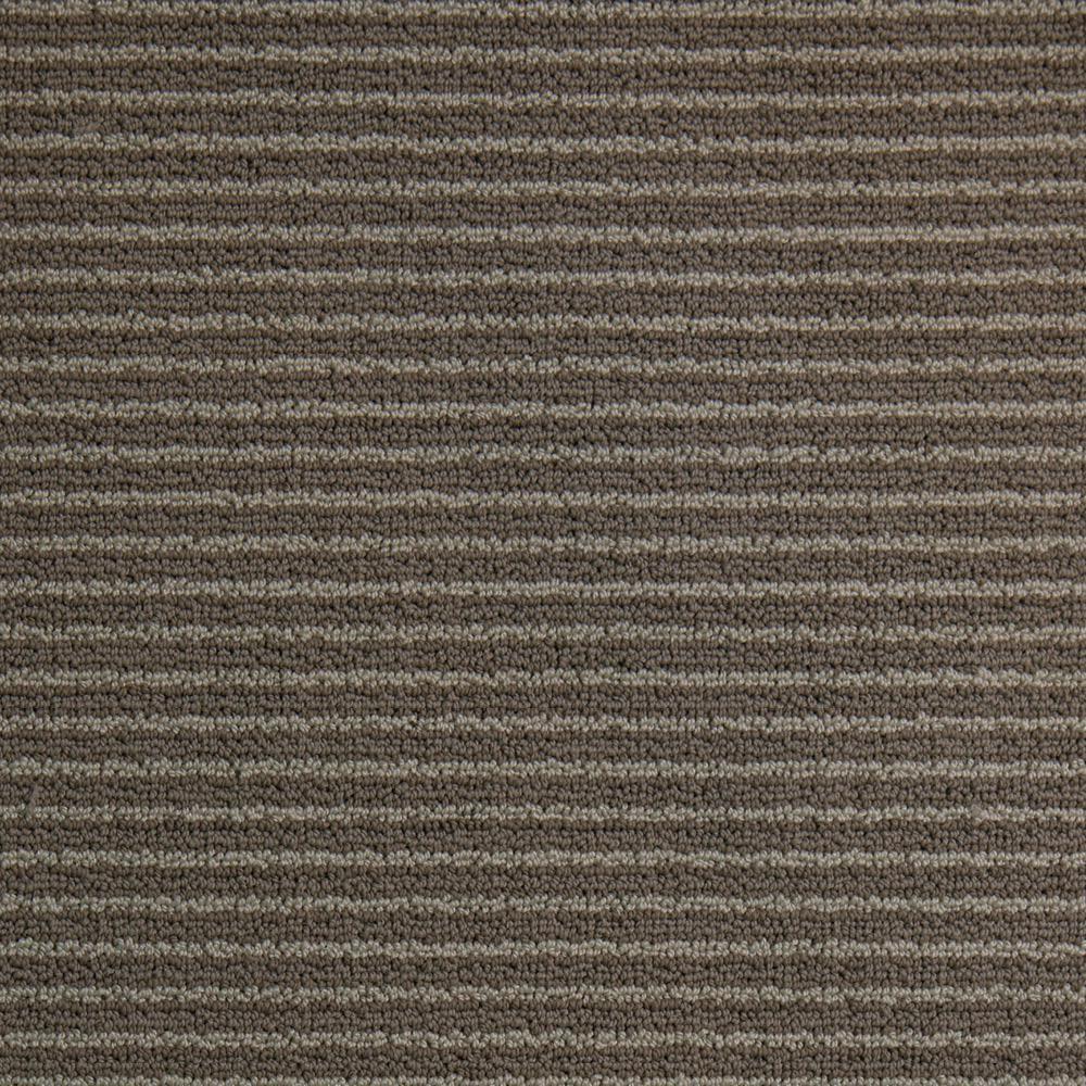 Carpet Sample - Wildly Popular II - Color Hillburn Loop 8 in. x 8 in.