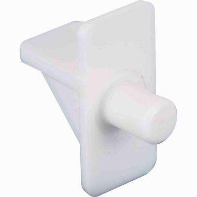 5 lb. 3/4 in. x 1/4 in. Plastic Shelf-Support Pegs (8-Pack)