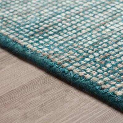 Dexter 1 Teal 5 ft. x 7 ft. 6 in.  Area Rug