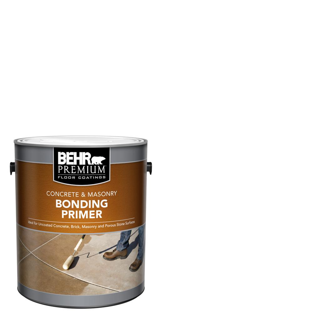 BEHR Premium 1 Gal. Concrete and Masonry Bonding Primer