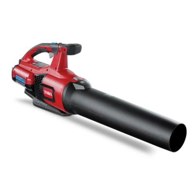 60-Volt Max Lithium-Ion Brushless Cordless 115 MPH 565 CFM Leaf Blower - 2.0 Ah Battery and Charger Included