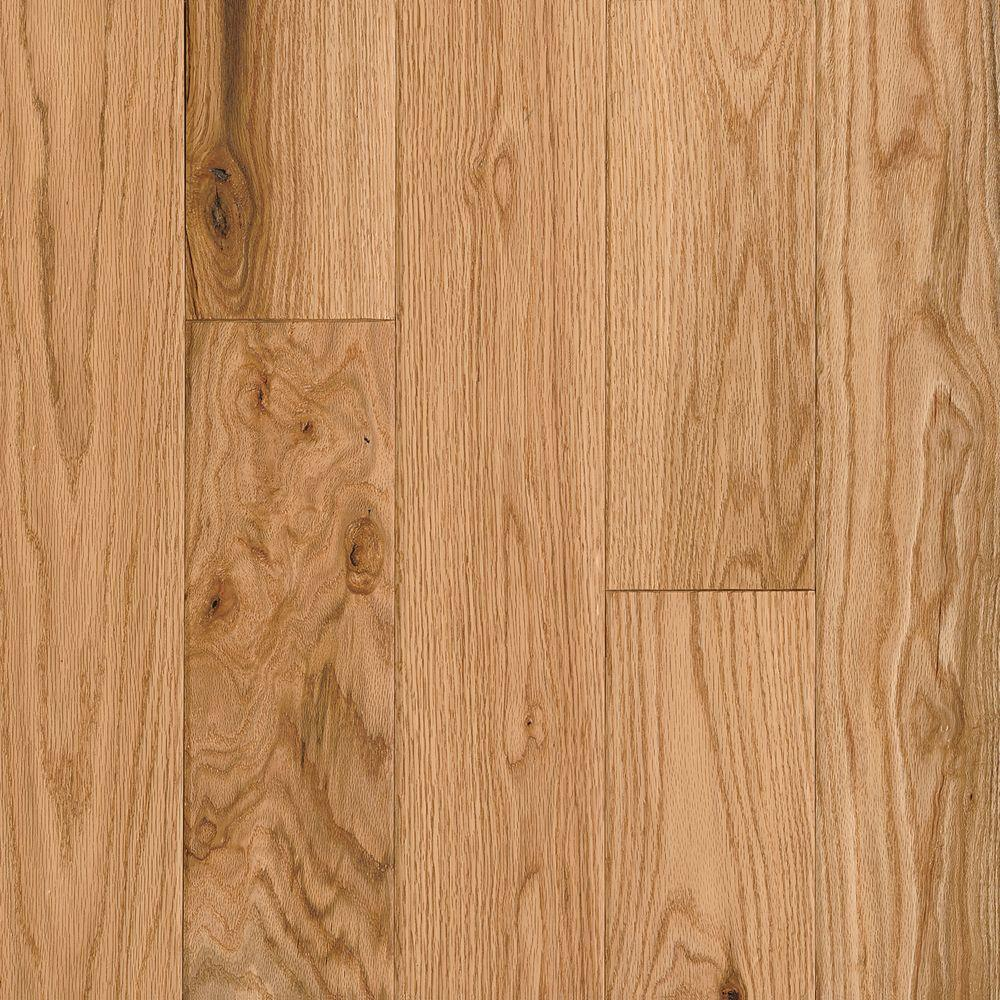 Bruce American Vintage Natural Red Oak 3 8 In T X 5 In W