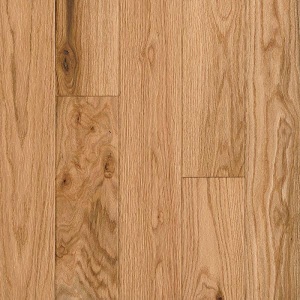 American Vintage Scraped Natural Red Oak 3/4 in. T x 5 in. W x Varying L Solid Hardwood Flooring (23.5 sq. ft./case)