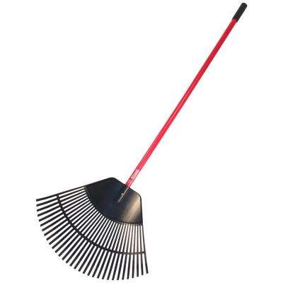 30 in. Poly Lawn and Leaf Rake