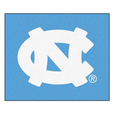 University of North Carolina Chapel Hill 5 ft. x 6 ft. Tailgater Rug
