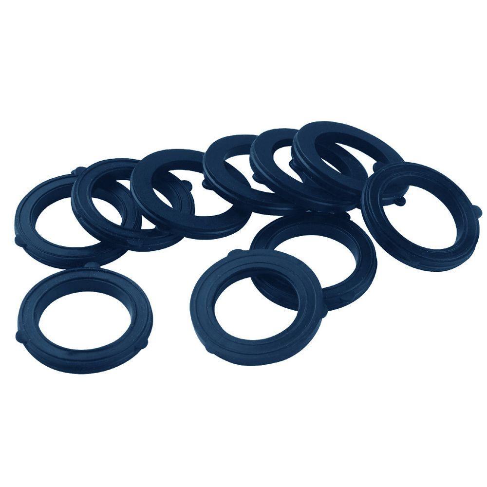 Sprinkler Garden Hose O-Ring Washers (10-Pack)