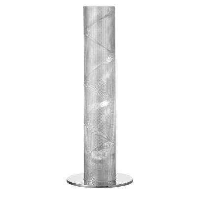 Umbra 24 in. Polished Chrome Table Lamp