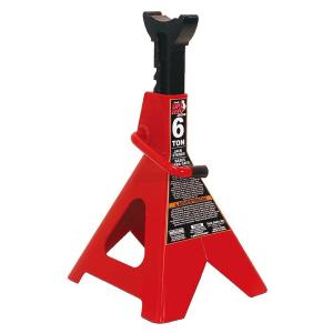 Click here to buy Big Red 6-Ton Jack Stand by Big Red.