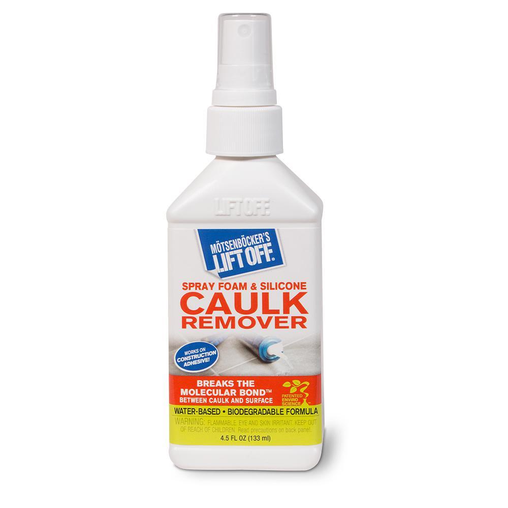 4.5 oz. Silicone, Latex Caulk and Foam Sealant Remover