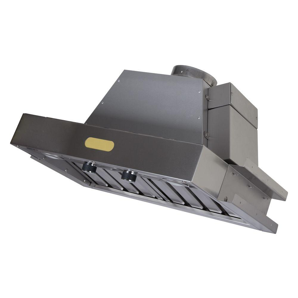 Range Hood Inserts ~ Foremost professional series in range hood insert