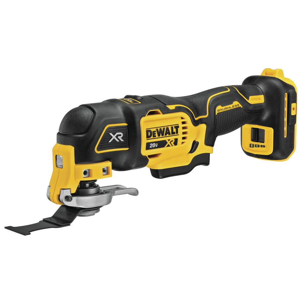 DEWALT 20-Volt MAX Cordless Brushless Oscillating Tool (Tool Only)