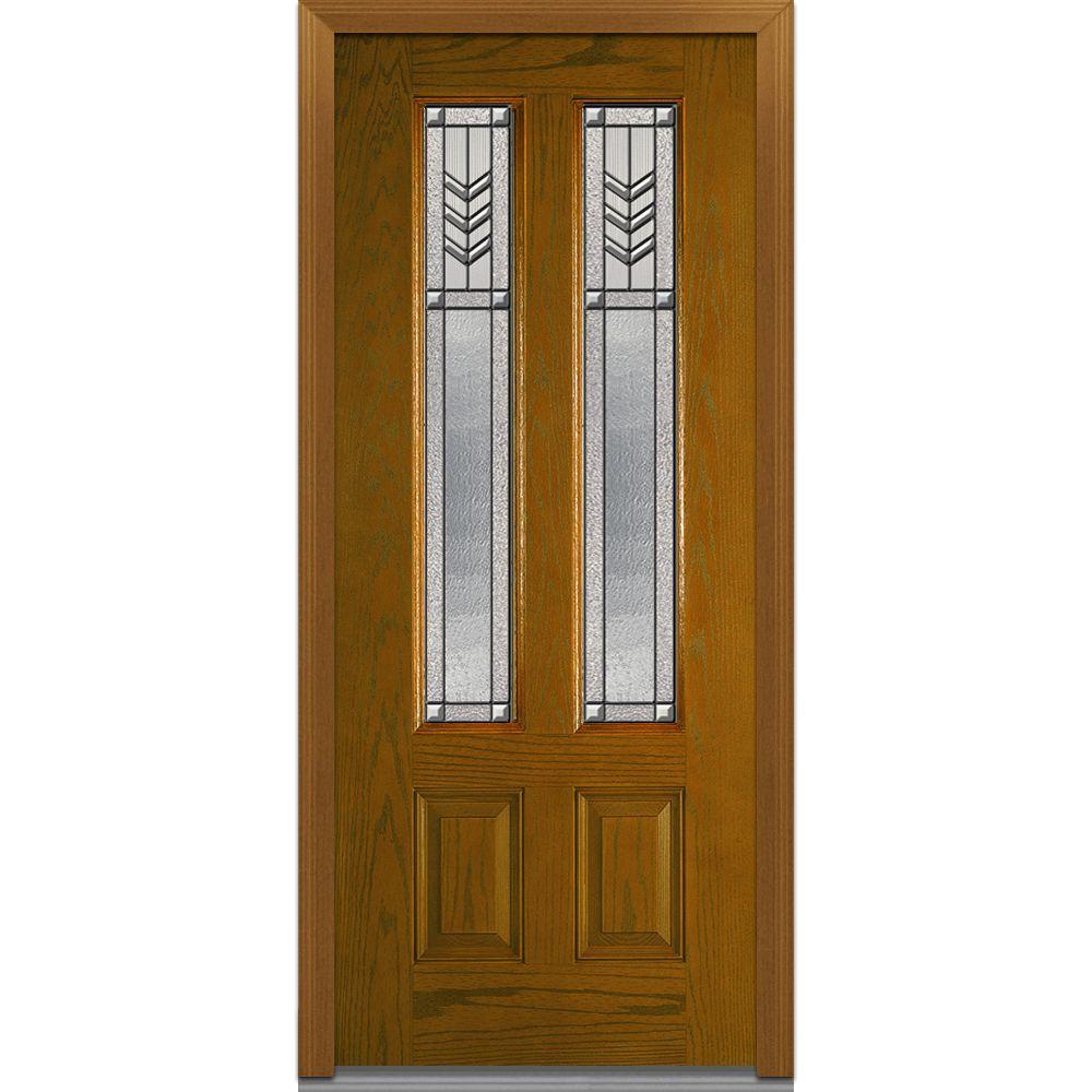 2 glass panel exterior door types of glass for front doors for 12 pane exterior door