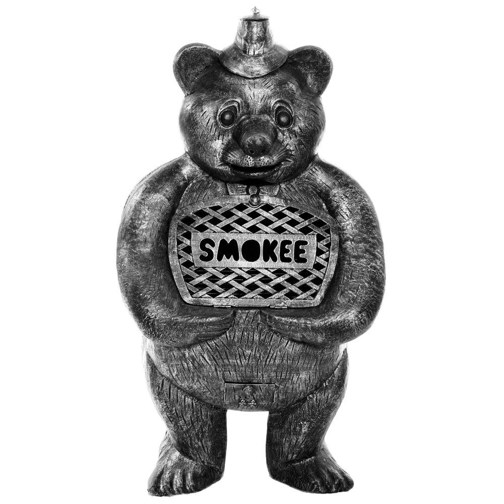 Oakland Smokee Bear Chiminea with Grill
