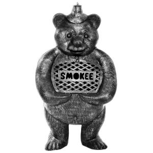 Oakland Living Smokee Bear Chiminea with Grill by Oakland Living